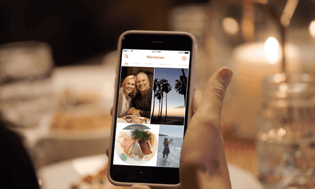 Snapchat Memories: the photo messaging service is less ephemeral than ever