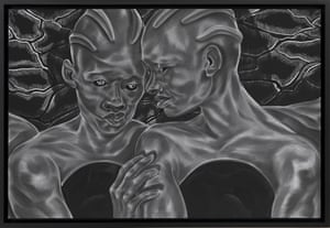 To See and to Know; Future Lovers: Toyin Ojih Odutola