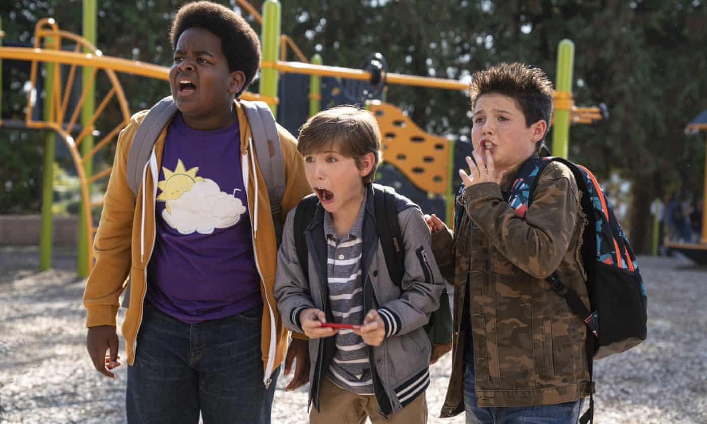 Good Boys review: crass coming-of-age comedy