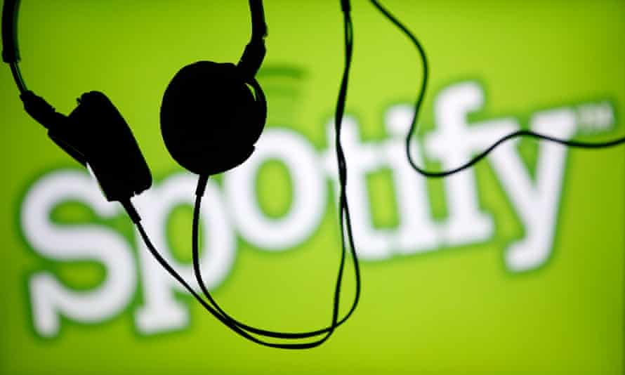 Spotify is the biggest streaming service, but others are available.