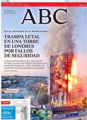 ABC, Spain