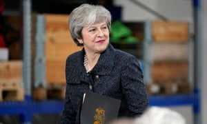 The Commons Speaker, John Bercow, said May or another cabinet minister might give a planned statement on the current state of the negotiations as late as 10pm on Monday night.