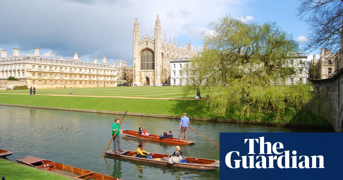 c688a03495d8 Cambridge University receives £100m gift from former student. This article  is more than 4 months old