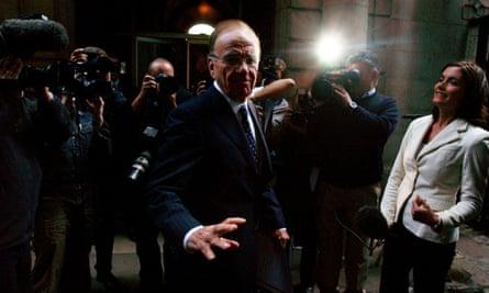 Rupert Murdoch in 2005