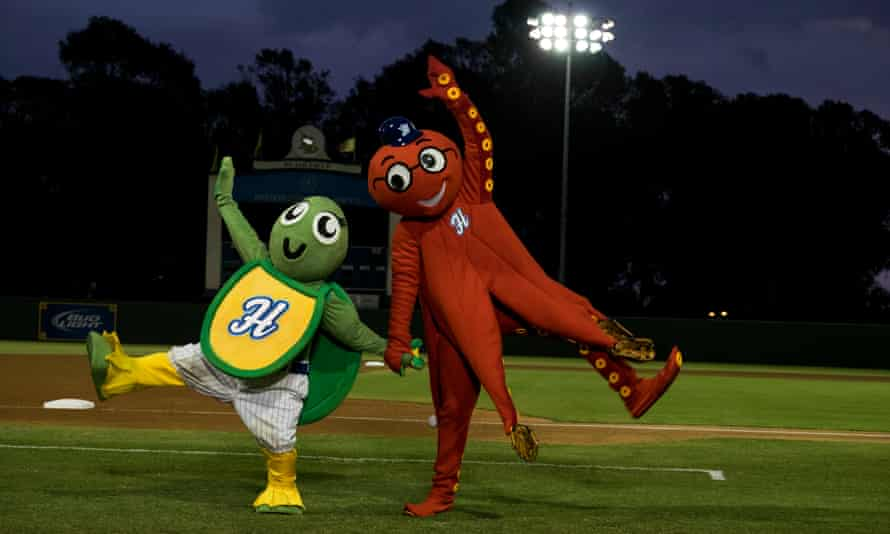 'A subculture might sound stupid or boring. But it's not' … Mascots.