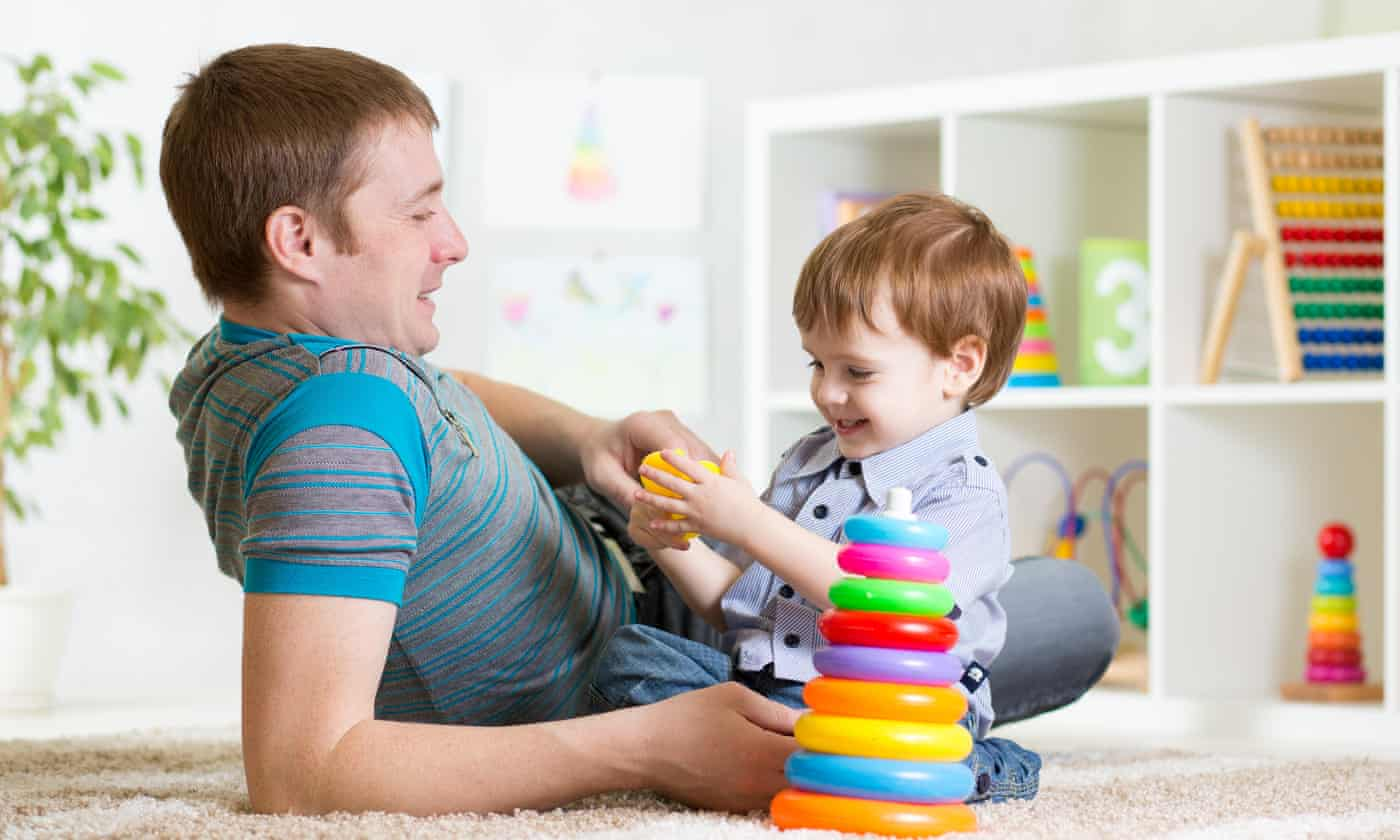 For the whole family's sake, fathers need more paternity leave