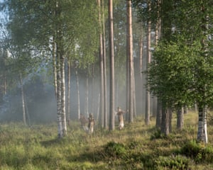 A declaration of independence for the Republic of Finnskogen has taken place every July since 1970. It is a three-day celebration, complete with an outdoor play