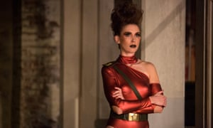 Alison Brie stars as Ruth Wilder in Glow.