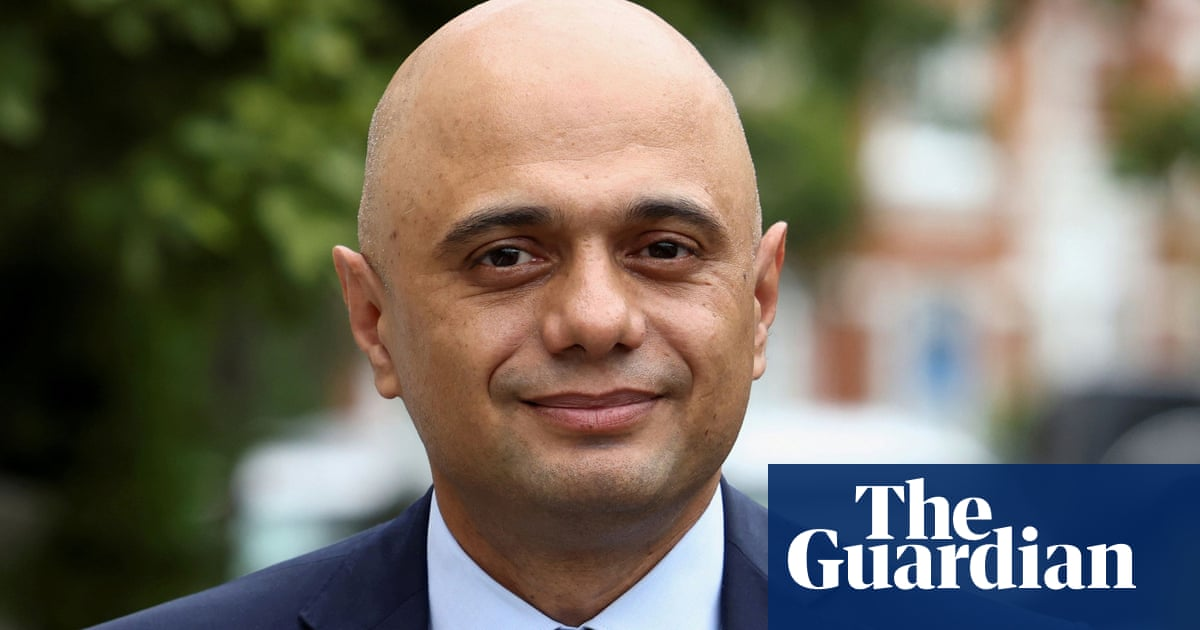 Sajid Javid apologises for saying it was time to stop 'cowering' from Covid