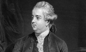 Edward Gibbon: a peerless prose stylist.