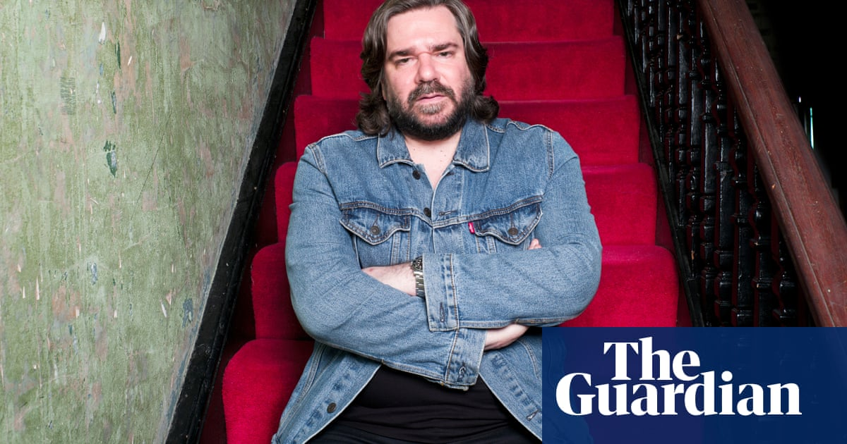Toast Star Matt Berry Nobody Wants To Hear About My Psychic Wound
