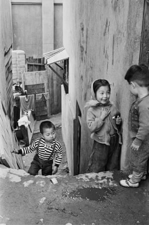 Malli-dong, Seoul, Korea, 1959.