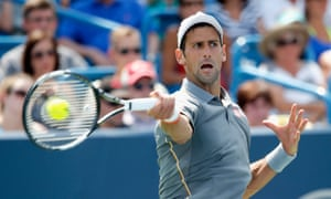 Novak Djokovic have been named the top seed for the US Open starting on Monday.