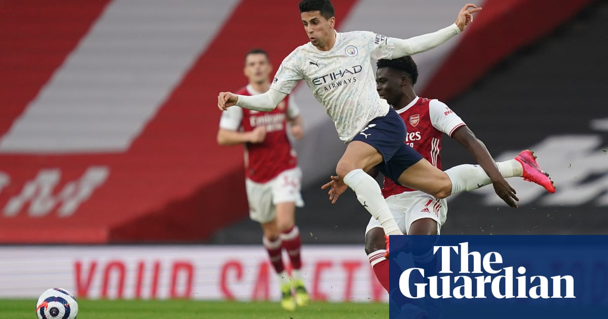 Ubiquitous Cancelo a symbol of Manchester Citys thirst for carnage | Jonathan Liew
