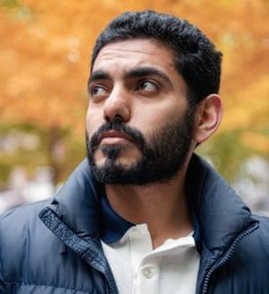Omar Abdulaziz, Saudi opposition activist.