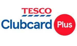The Tesco Clubcard Plus logo