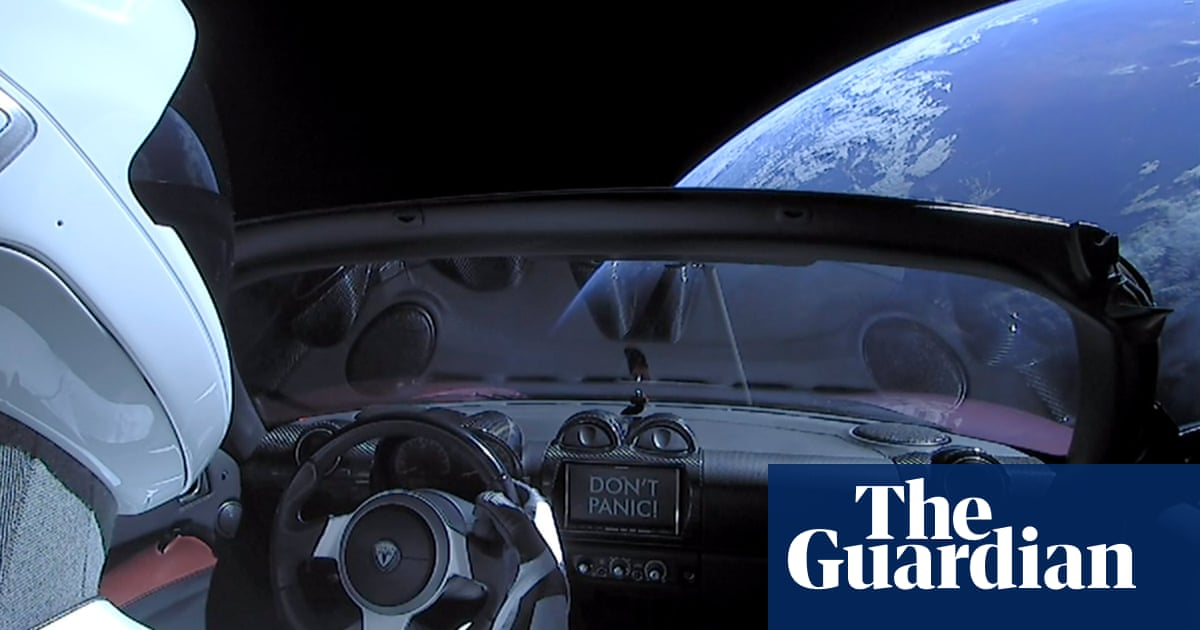 The new space race: how billionaires launched the next era