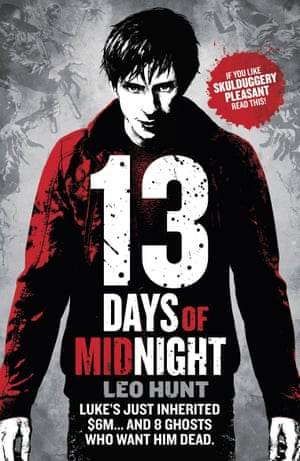 13 Days of Midnight  by Leo Hunt (Orchard)