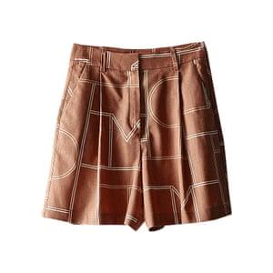 Shorts, £59.95, massimodutti.com.
