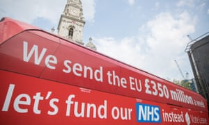 The Vote Leave battle bus