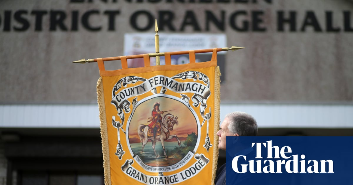 Anxious unionists in little mood to celebrate Northern Ireland centenary