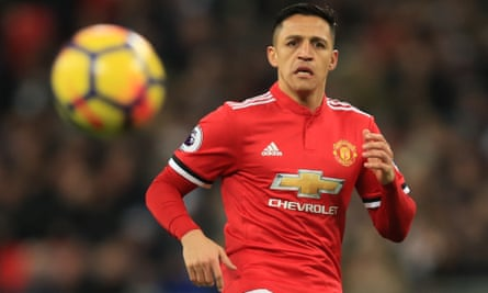 Alexis Sánchez's agent, Fernando Felicevich, declined to comment when asked if it was true he wanted a £15m fee for the forward to move clubs.