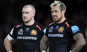 Hogg and Jack Nowell could combine to offer Exeter a potent attacking threat.