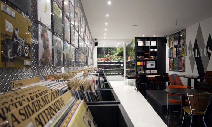 10 of the best independent record shops in Paris | Travel | The Guardian