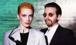 The Eurythmics – Annie Lennox and Dave Stewart – were locked in lengthy litigation over their management deal in their Tourists days.
