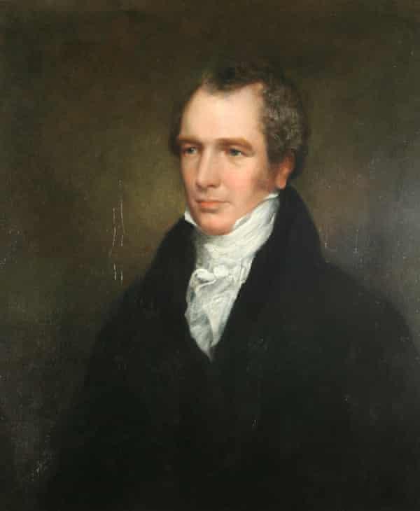 Constable's 1822 portrait of London QC Thomas Treslove.