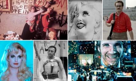 Surreal sci-fi: Jubilee, The Craven Sluck, Her, World on a Wire, Przekładaniec and Strange Days