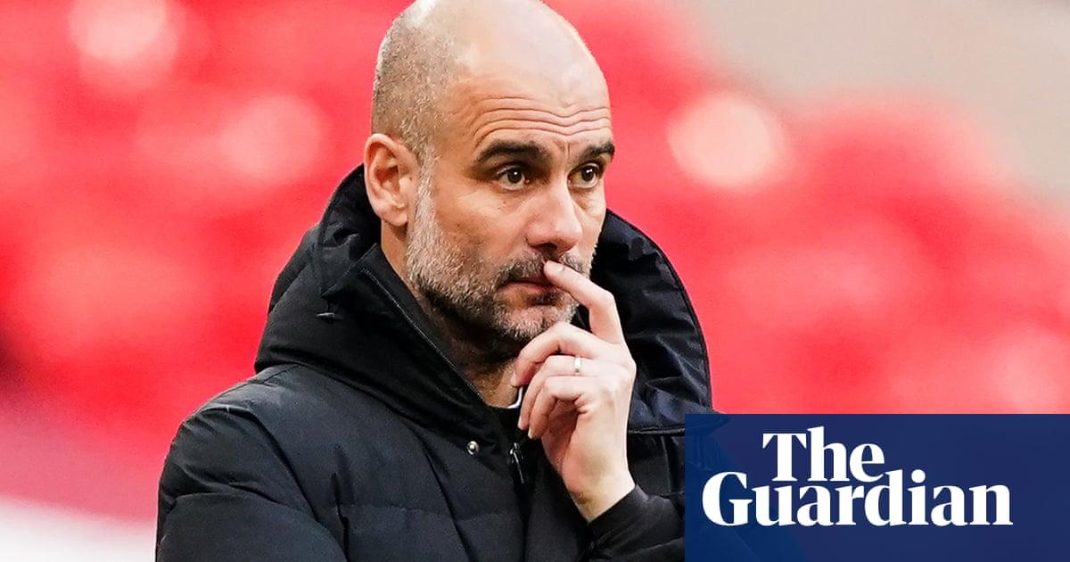 'It's not sport if you can't lose': Guardiola criticises Man City's Super League plan