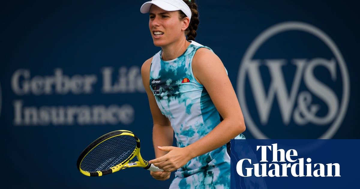 Konta 'didn't want to watch' Wimbledon after Covid-enforced withdrawal