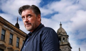 'Nobody in Hollywood cared if I'd been a drunk' … Craig Ferguson in Glasgow. He will perform a special show at the Edinburgh fringe.