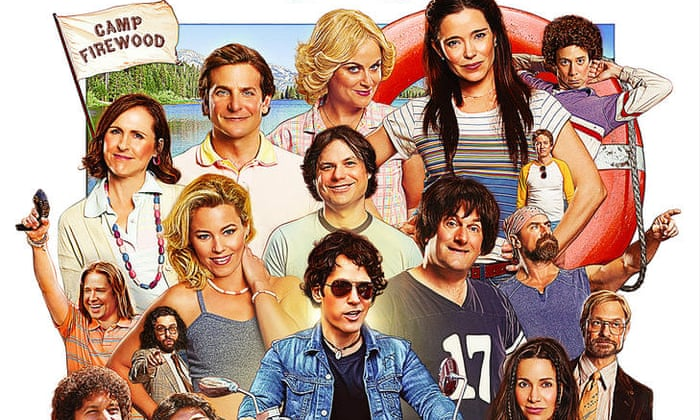 Wet Hot American Summer is back – but did it typecast its