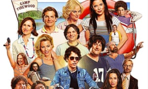 Wetter, hotter… Wet Hot American Summer - First Day of Camp on Netflix.