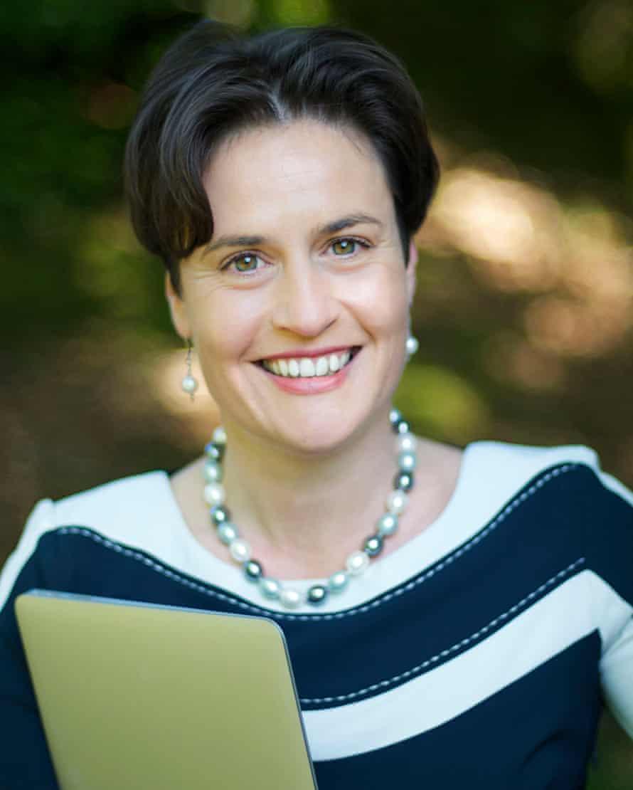 Samantha Price, head of Benenden School in Kent