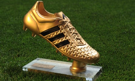 Adidas golden boot