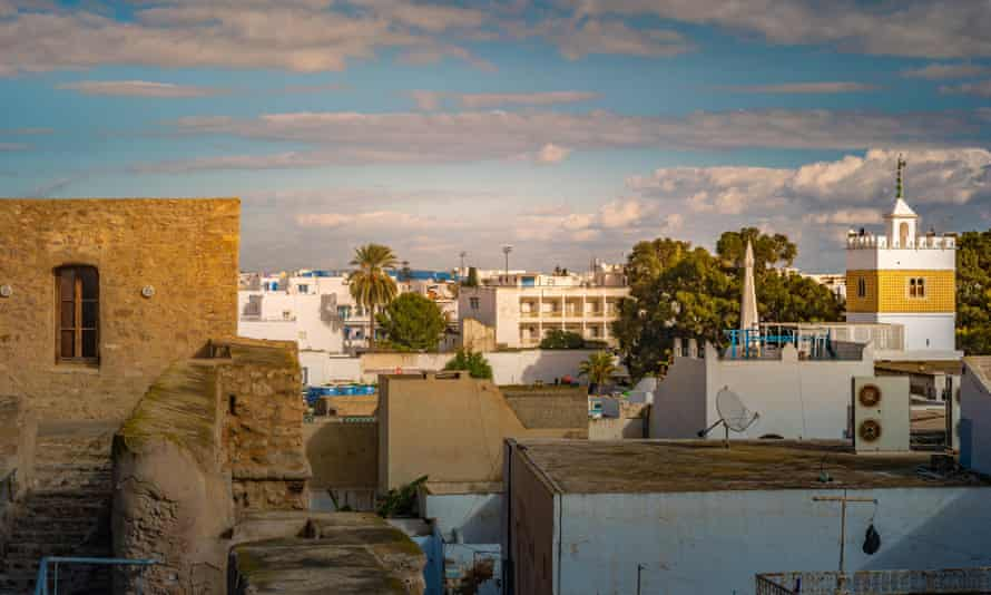 Hammamet, a beach resort around an hour's drive south-east of Tunis, is starting to see a small increase in international tourists.