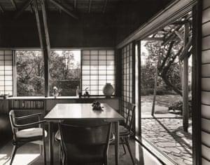 Raymond House and Studio in Azabu, 1951, by Antonin Raymond.