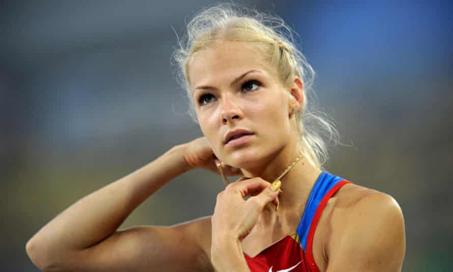 Russia's Darya Klishina has been cleared to compete in the 2016 Rio Olympics.