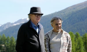 Caine and Keitel in Youth.