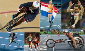 Kadeena Cox, Marlou Van Rhijn, Markus Rehm, Tatyana McFadden, Abdellatif Baka and Ntando Mahlangu will all be in action at the 2017 World Para Athletics Championships in London.