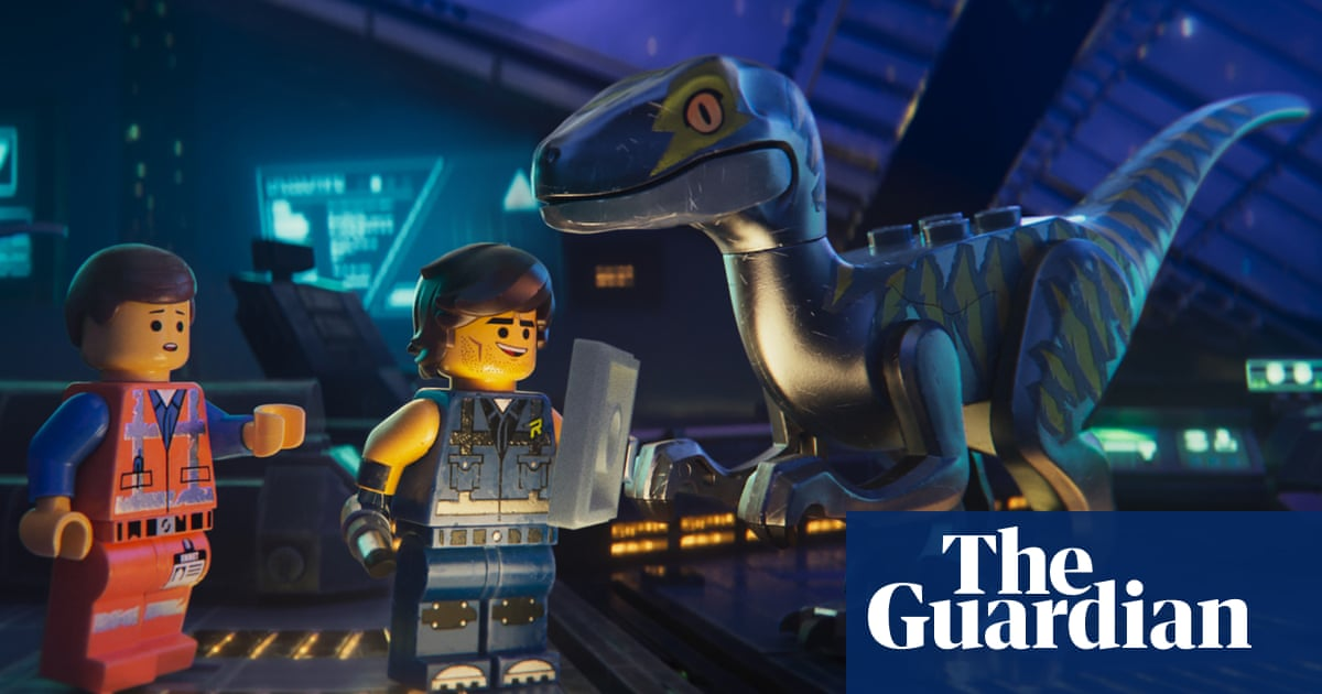The Lego Movie 2 Blocks Instant Family From Top Spot At Uk Box