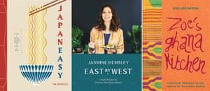 Japaneasy, East by West, Zoe's Ghana Kitchen