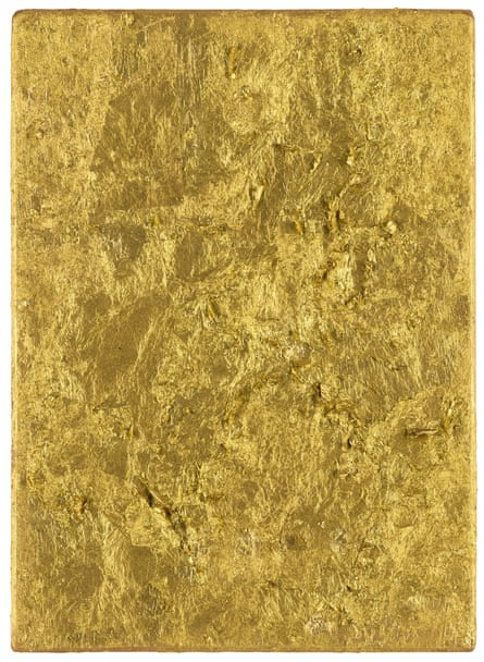 Monogold Sans Titre (MG 44) by the French artist Yves Klein