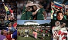 Rugby World Cup 2019: the story of the tournament in pictures and quotes