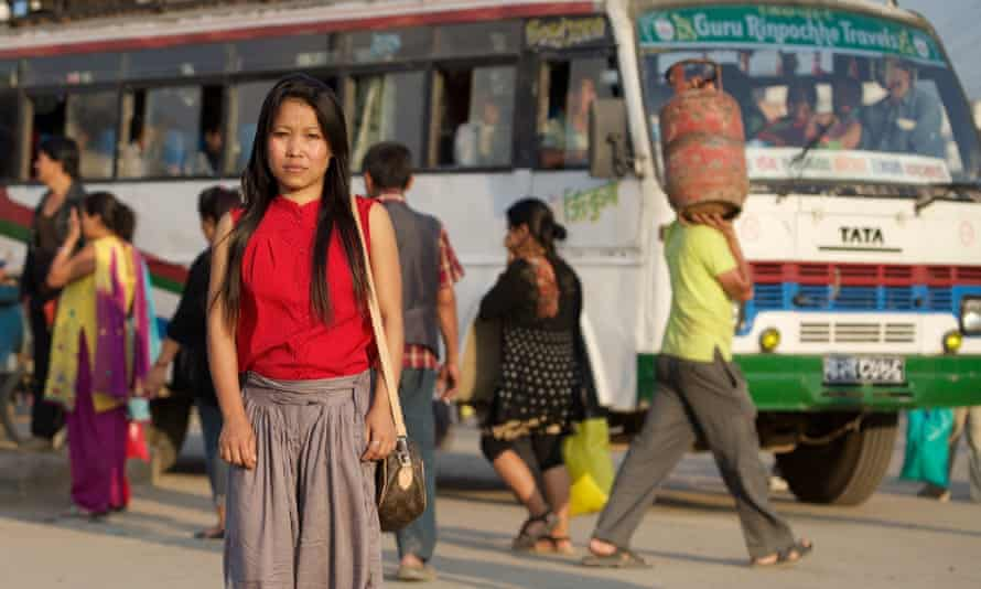 Gyanu Reshmi Magar, 25, who was trafficked to Syria from Nepal
