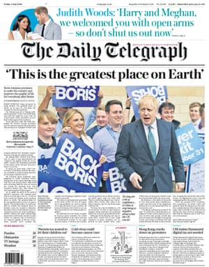 Daily Telegraph - 5 July 2019