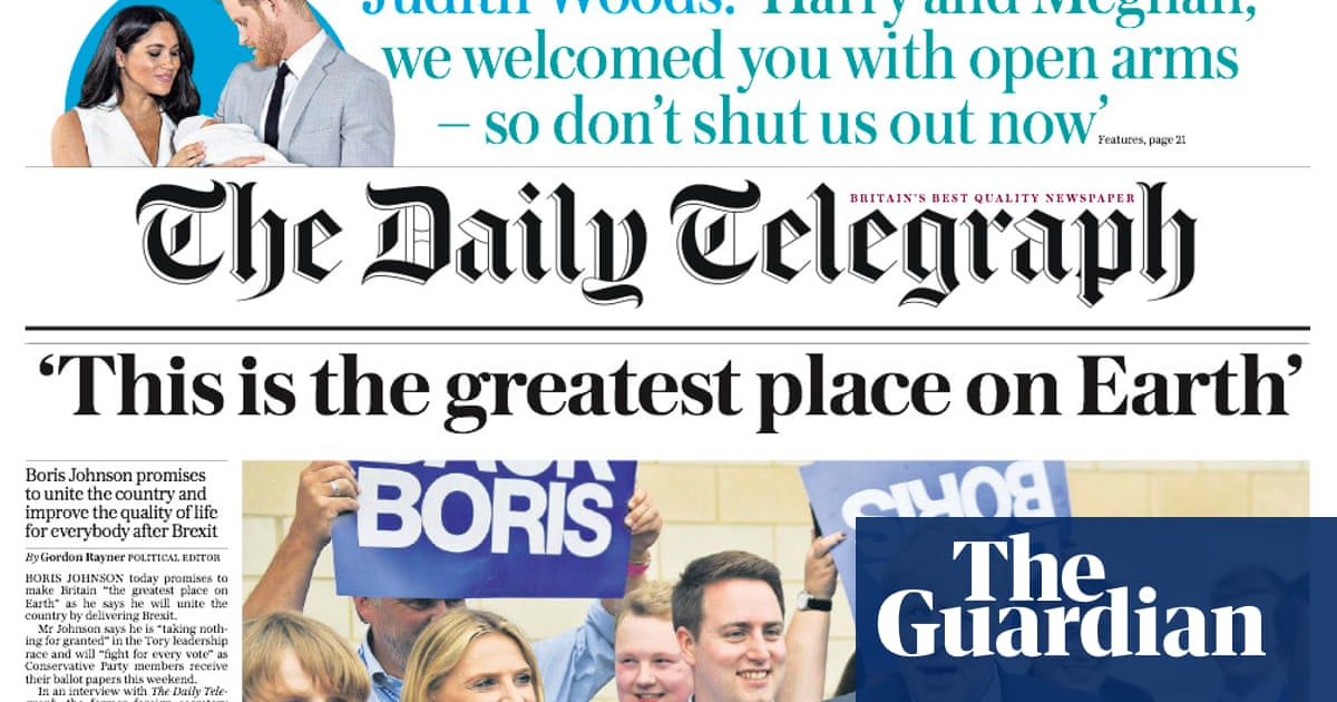 Barclay brothers put Telegraph up for sale